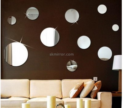 Wholesale mirrors suppliers custom small round wall mirrors decorative mirrors for walls MS-407