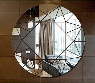 Wholesale mirrors suppliers custom bathroom wall mirrors decorative round mirrors MS-415