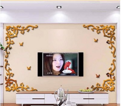 Acrylic mirror manufacturers custom bedroom wall mirrors large framed mirrors for sale MS-419