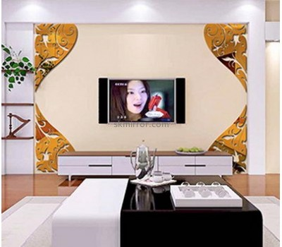 Mirror manufacture customize acrylic wall mirror art MS-771