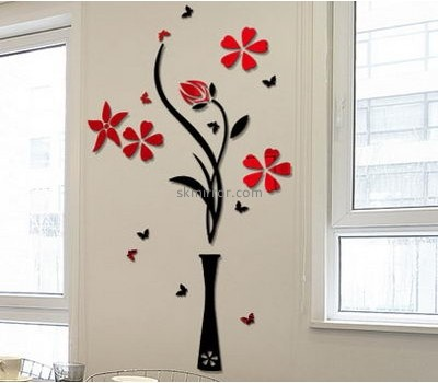 Mirror factory customize acrylic mirror sticker wall MS-791