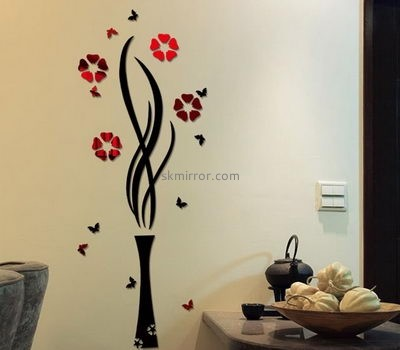 Mirror manufacturers customize inexpensive decorative mirrors tree decals for walls MS-821