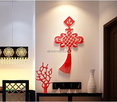 Mirror manufacturers custom made acrylic mirror stickers MS-945