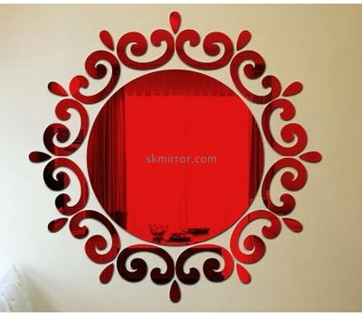 Mirror manufacturers customized bathroom wall art decals stickers MS-954