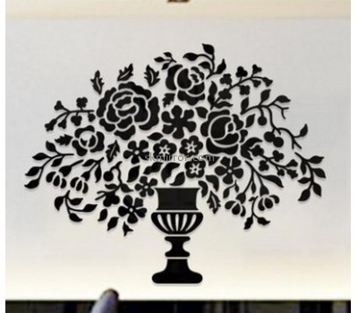 Mirror manufacturers customized acrylic decorative decals stickers for walls MS-1077