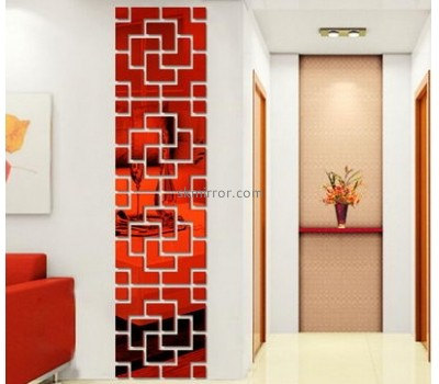 Sticker manufacturer customized customized acrylic decorative decals stickers for walls MS-1092