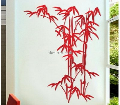 Acrylic manufacturers china custom wall mirror stickers for sale MS-1182