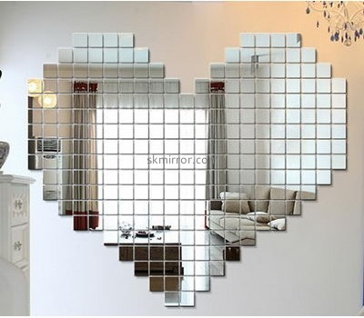 Acrylic company custom acrylic wall stickers and decals MS-1364