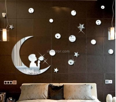 Perspex manufacturers custom home wall art stickers bedroom MS-1380