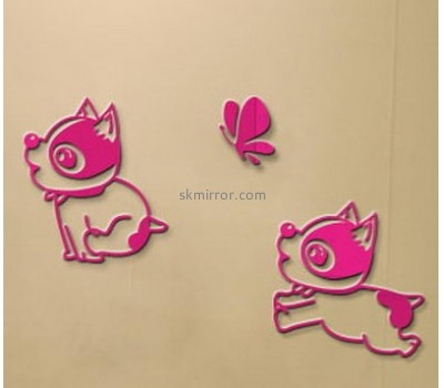 Acrylic manufacturers custom acrylic wall stickers cheap MS-1498