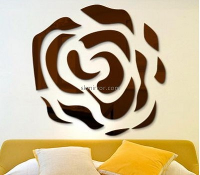 Bespoke acrylic wall decor stickers for living room MS-1619